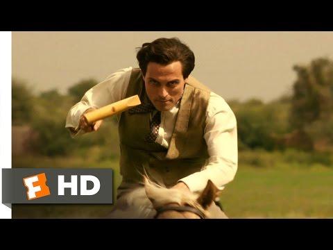 The Legend of Zorro (2005) - Perilous Polo Scene (2/10)   Movieclips