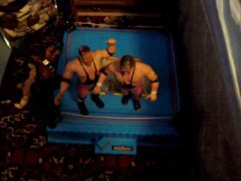 L.O.V.T. #36 Macho Man spits in Hulk Hogan's face