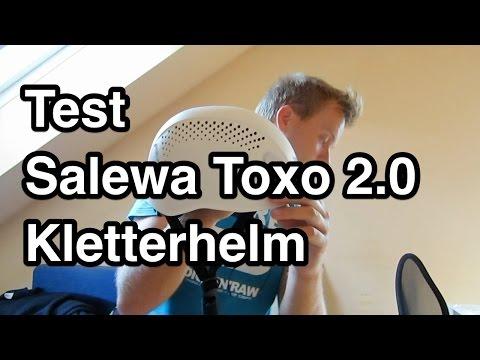 Test Salewa Toxo 2.0 Kletterhelm | Kletterhelm Test | Kletterhelme