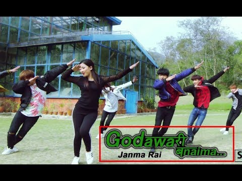 Video Godawari Banaima - Janma Rai Ft. STRUKPOP | Dance Crew | New Nepali Pop Song 2017 download in MP3, 3GP, MP4, WEBM, AVI, FLV January 2017