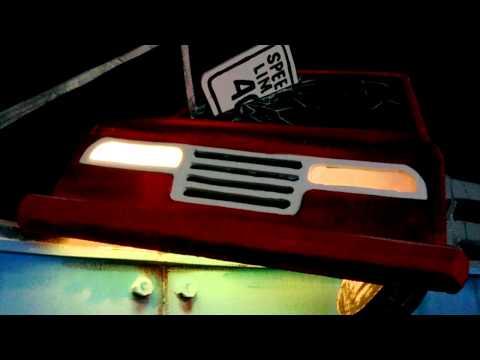 Blizzard Lighting Flurry Q car blinkers.