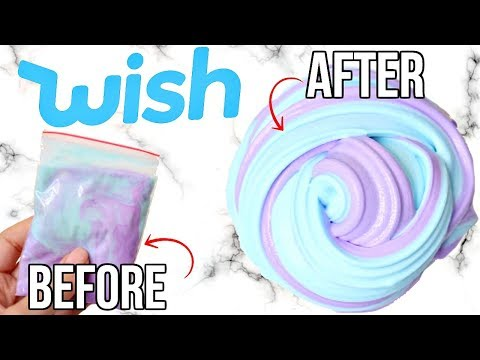 RECREATING $1 WISH SLIMES! EXTREME SLIME MAKEOVER!