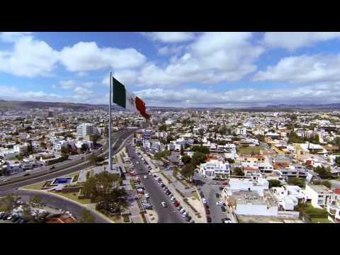 San Luis Potosí Drone Video