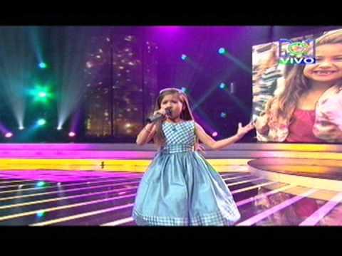 Cucurrucucú Paloma Shaira   Gala Final