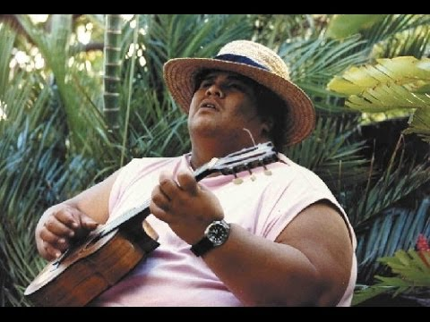 💚 Israel Kamakawiwo'ole ➖ 'Over The Rainbow' & 'What A Wonderful World' Medley ➖ 1993 💚