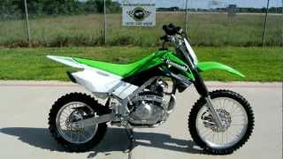 6. Overview and Review: 2013 Kawasaki KLX140 Recreation Dirt Bike