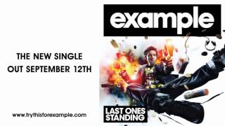 Example - 'Last Ones Standing' (Benny Benassi Remix)