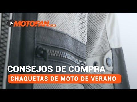 Vídeos de 'Consejos de compra: Chaquetas de moto de verano'