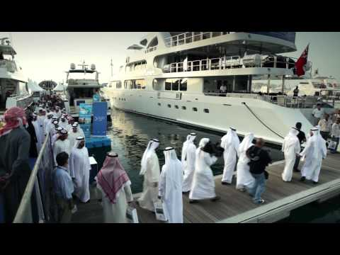 Dubai International Boat Show 2012 – 20th Anniversary Official Video