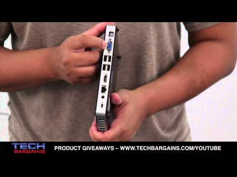Lenovo IdeaCentre Q190 Unboxing (HD)