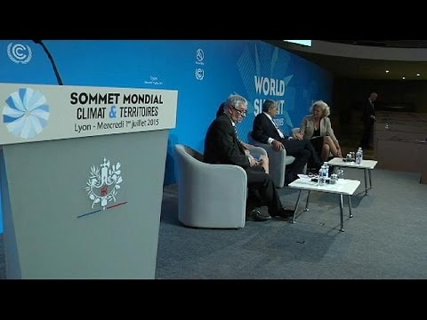 Γαλλία: Συνάντηση στη Λυών για το κλίμα