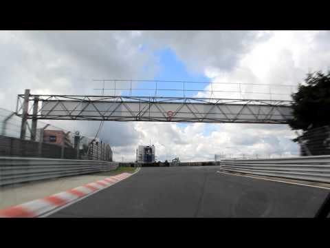Nurburgring Nordschleife CRASH / ACCIDENT first corner ( 1080p )