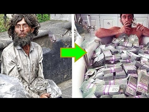 OMG !! 10 Most Richest Beggar In The World ! You Woun't Believe