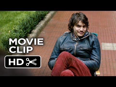 Twice Born Movie CLIP - Crazy (2013) - Emile Hirsch Movie HD