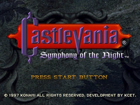 FULL PLAY - Castlevania Symphony Of The Night [Part 1]