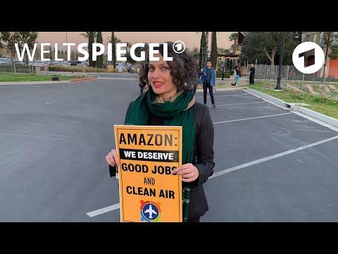 Der Kampf gegen Amazon in den USA | Weltspiegel