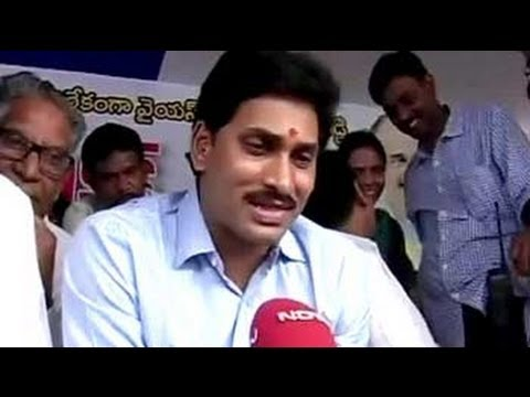 Central government does not want a united Andhra Pradesh: Jagan Mohan Reddy to NDTV