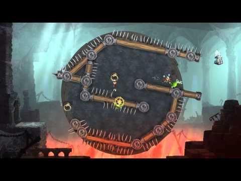 Rayman Legends Demo Out Now in Europe, Gets New Trailer