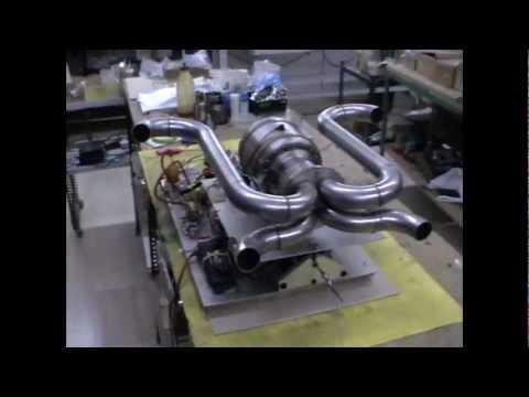VTOL con Turbina autocostruita 22kg j84  by Paperi Maurizio