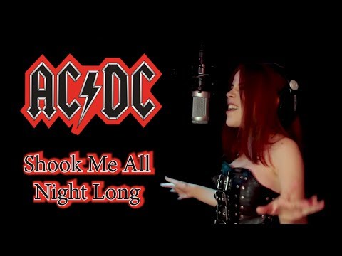 """AC/DC  """"You Shook Me All Night Long"""" Cover by Andrei Cerbu"""