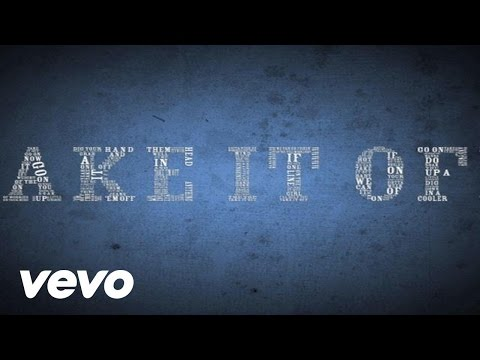 Joe Nichols - Take It Off (Lyric Video)