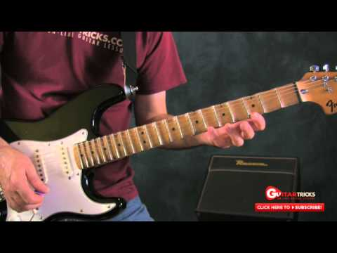 Diatonic Notes – Blues Guitar Lesson – Guitar Tricks 100