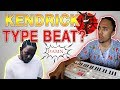 Making A Beat For Kendrick Lamar ( Fl Studio Beatmaking )