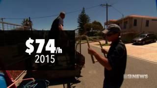 Video Cheap Tradies | 9 News Perth MP3, 3GP, MP4, WEBM, AVI, FLV Juli 2018