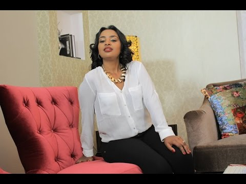 Interview with Artist Helen Bedilu with Host Jossy in the house