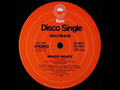 Heatwave - Boogie Nights (Dj ''S'' Remix)