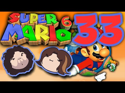 Super Mario 64: Back to the Future – PART 33 – Game Grumps