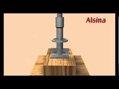 cimbra - Cimbra CL-40 Estructura multidireccional de apeo para encofrar losas. Es ligero y de fácil montaje, con una capacidad de carga de hasta 40 kN por apoyo. La p...