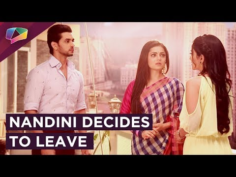 Nandini Decides To Leave | Kunal Feels Guilty | Si