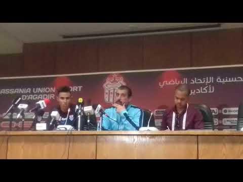 لاعب إتحاد طنجة: حنا ما لاعبينش على البطولة