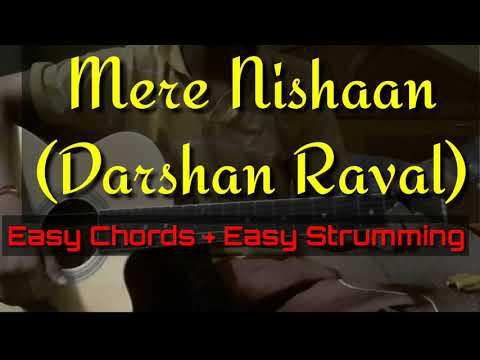 Video Mere Nishaan| Guitar Tutorial | Darshan Rawal | Easy Lesson download in MP3, 3GP, MP4, WEBM, AVI, FLV January 2017