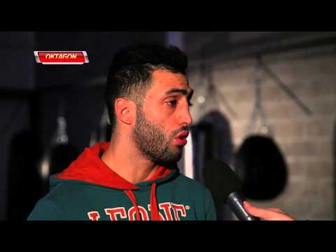 Intervista Giorgio Petrosyan 2015