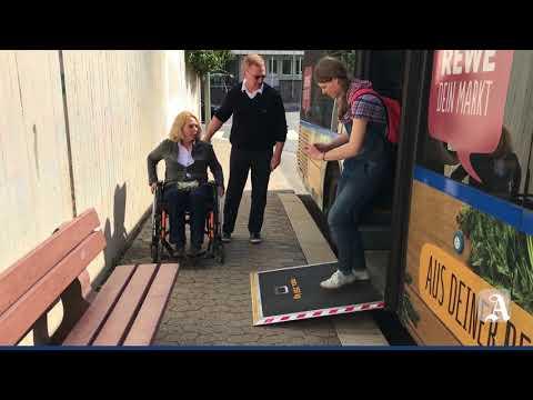 Bad Kreuznach: Jeder Bordstein ist ein Hindernis