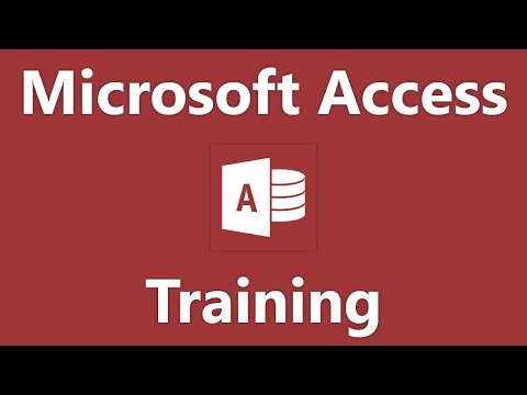 Access 2013 Tutorial The Relationships Window Microsoft Training Lesson 5.1