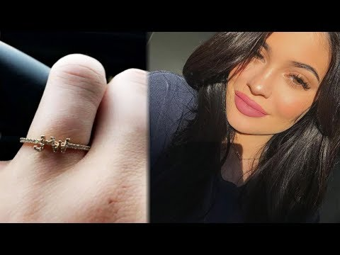 Kylie Jenner Wears Ring On THAT Finger & Explains Its Special Meaning