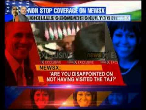 NewsX Exclusive Michelle confirms her disappointment herself