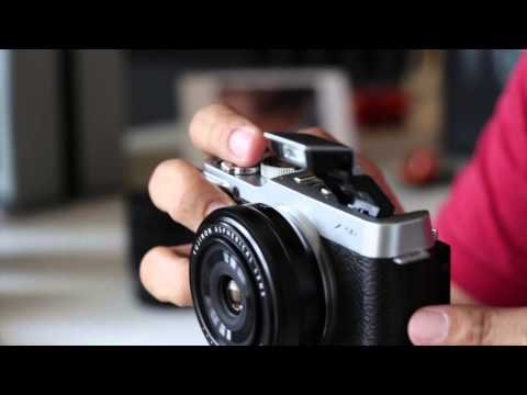 Fuji X-M1 hand-On Preview - [Thai]