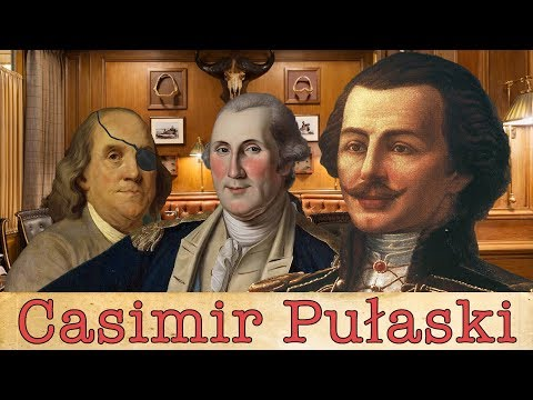 Hero of Two Nations   The Life & Times of Casimir Pulaski