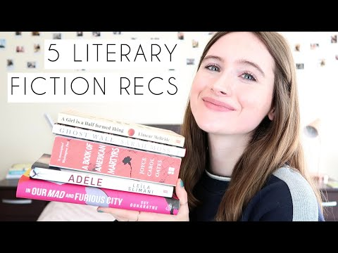 Literary Fiction | 5 Book Recommendations