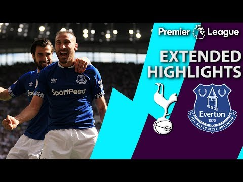 Tottenham v. Everton | PREMIER LEAGUE EXTENDED HIGHLIGHTS | 5/12/19 | NBC Sports