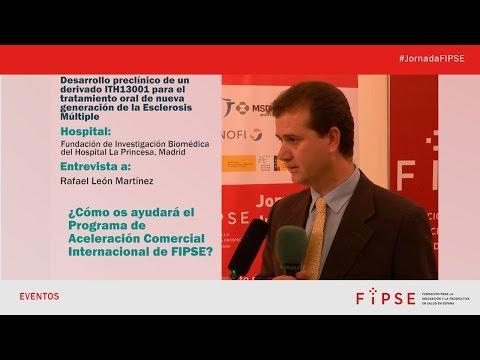 Tratamiento oral de nueva generación de la Esclerosis Múltiple - Programa de ACI-FIPSE 2018