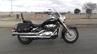 4. 103110 - 2005 Suzuki Boulevard C50 - Used motorcycle for sale