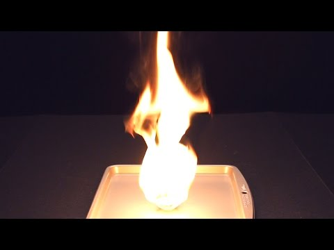 10個你可以對火做的超酷事情。看得讓人太興奮了!