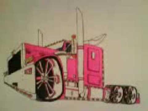 Dibujos de trailers chidos - Imagui