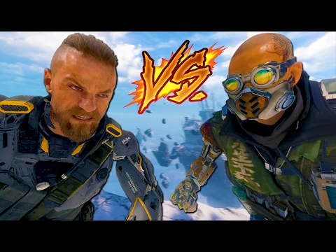 Black Ops 3 Funny Tweet Challenge! (BO3 Funny Moments) (видео)