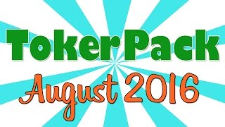 TOKERPACK UNBOXING!! (August 2016) by Strain Central